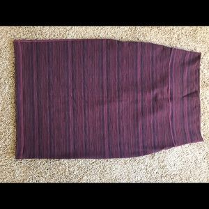 Lululemon Tube and From skirt, size 8